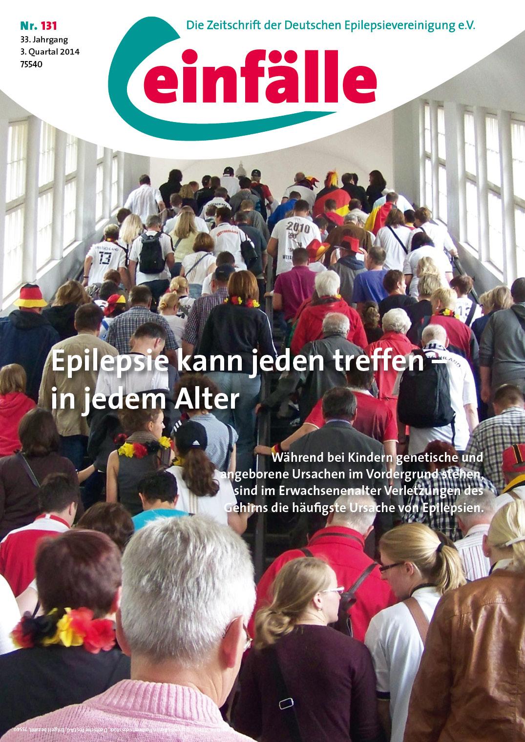 Einfälle Nr. 131   3. Quartal 2014