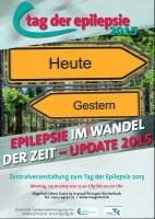 Zentralveranstaltung Tag der Epilepsie 2015