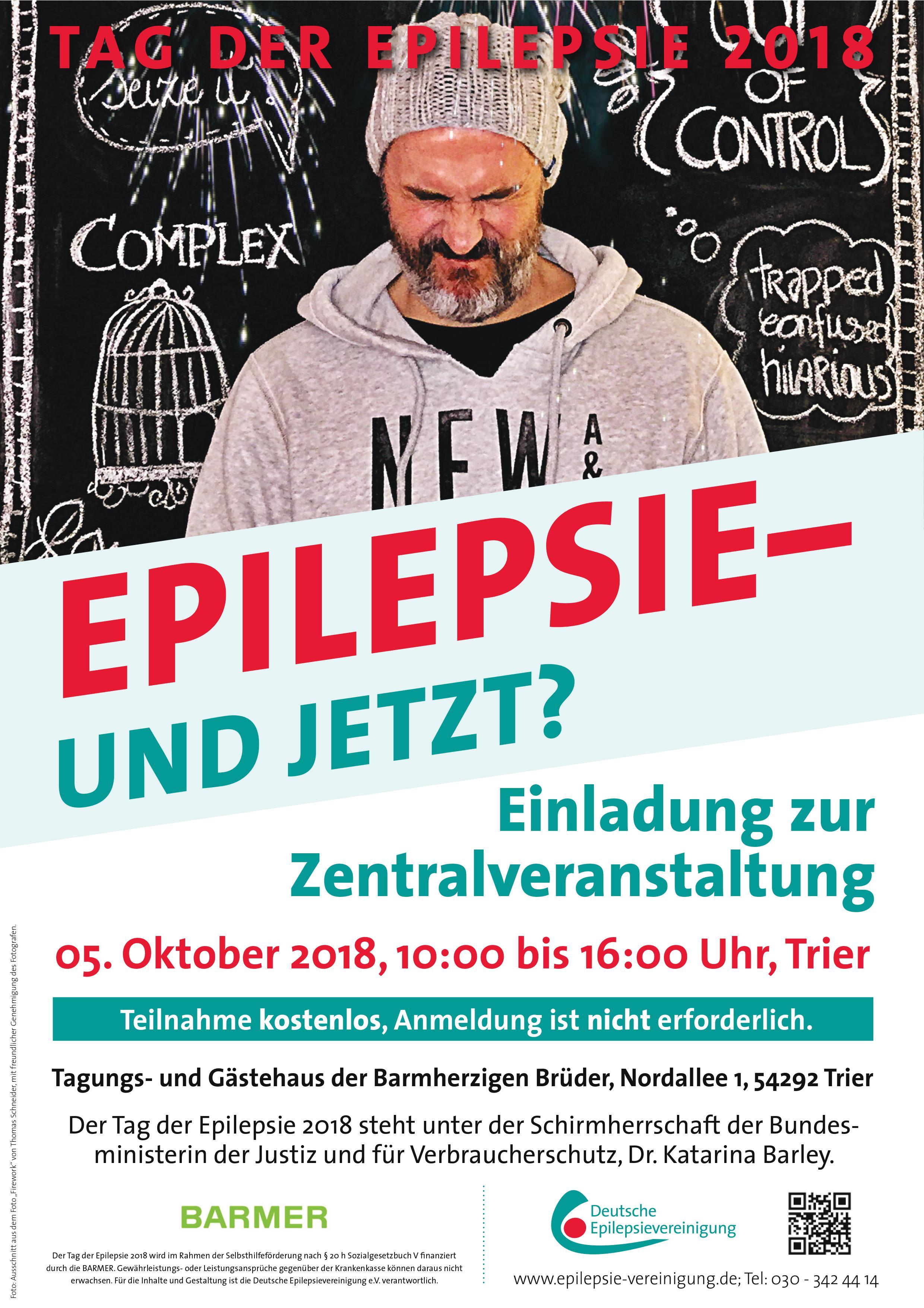 Tag Der Epilepsie 2018