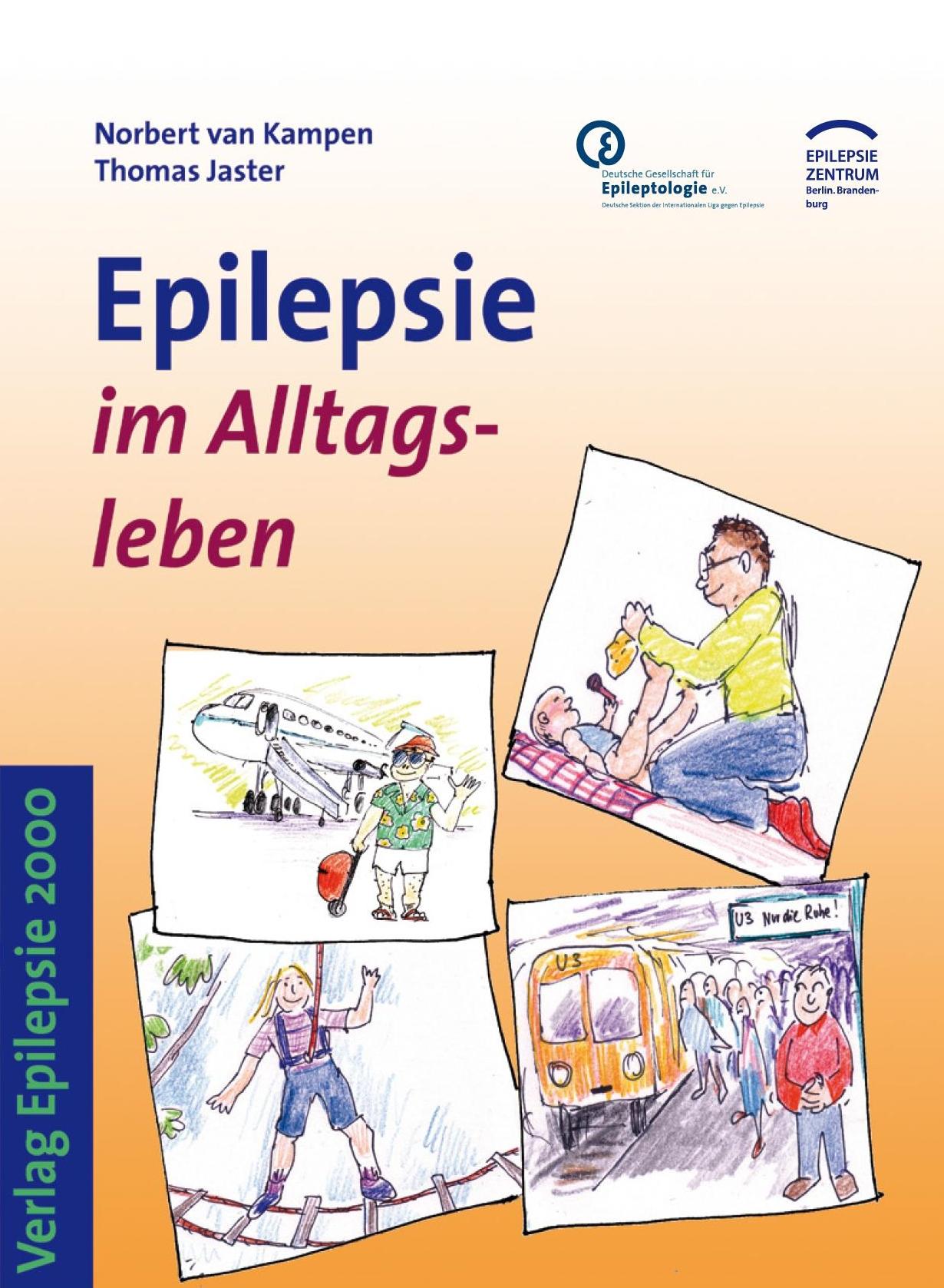 Broschüre Epilepsie im Alltagsleben wieder lieferbar