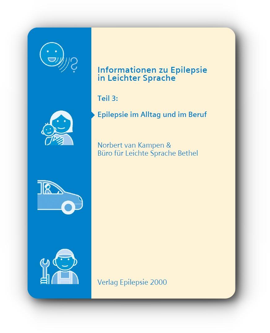 Informationen zu Epilepsie in Leichter Sprache – Reihe komplett
